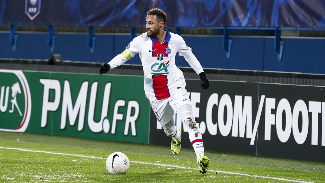 Neymar sera encore absent ce week-end.