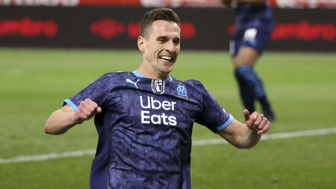 Arkadiusz Milik is understood to be a target for Juventus should Cristiano Ronaldo leave the club