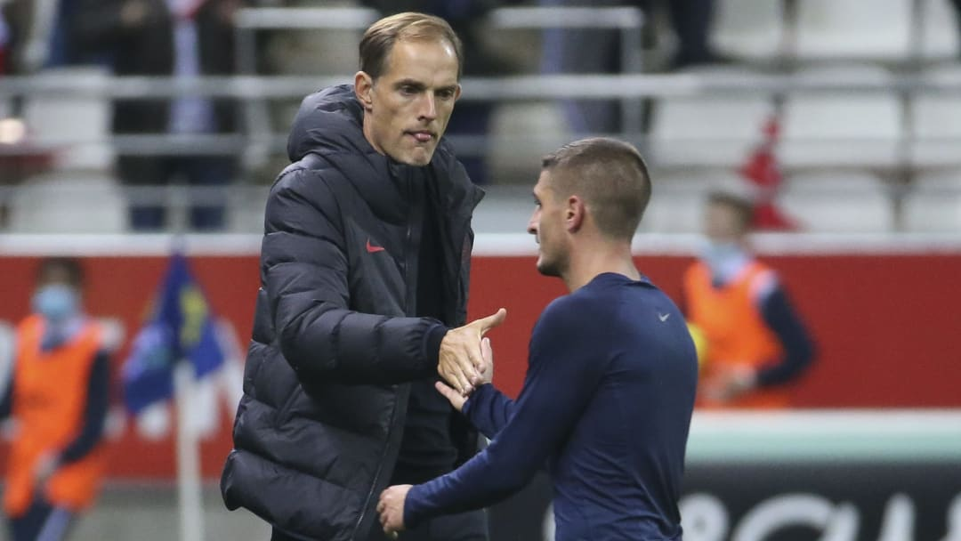 Thomas Tuchel wants to bring Marco Verratti to the Premier League