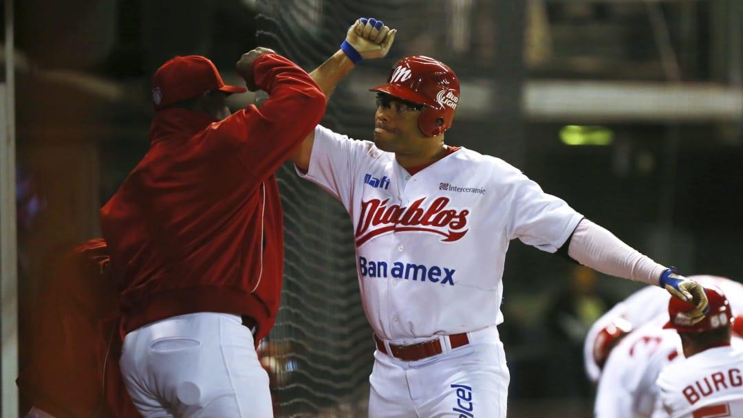 Diablos Rojos sumó otro triunfo en la Liga Mexicana de Béisbol