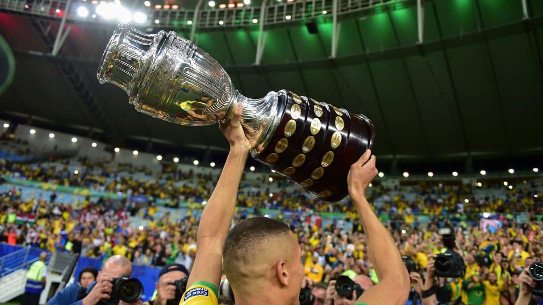 La Copa América tendrá dueño.