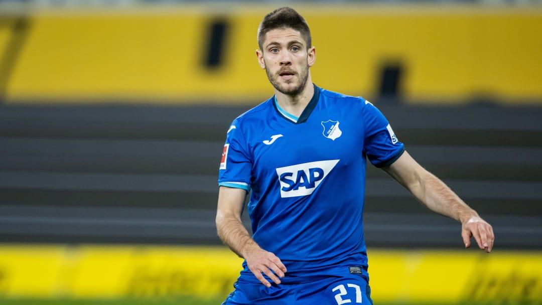 Andrej Kramaric möchte endlich wieder mit seiner TSG 1899 Hoffenheim jubeln können.