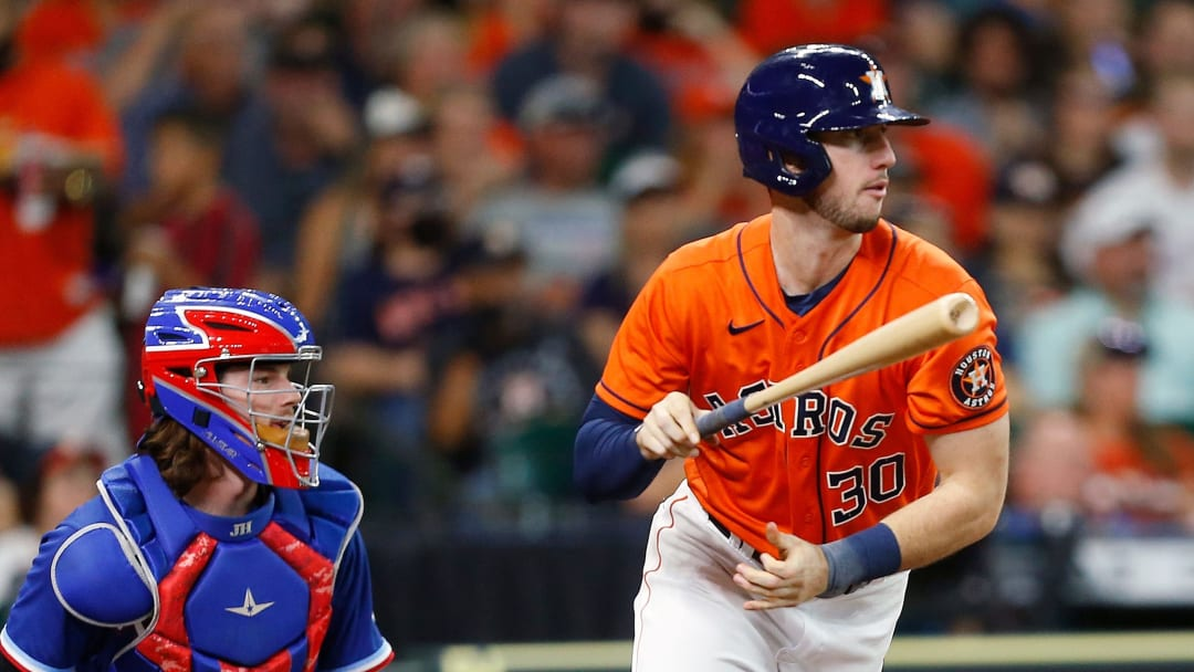 Texas Rangers vs Houston Astros prediction and MLB pick straight up for tonight's game between TEX vs HOU.