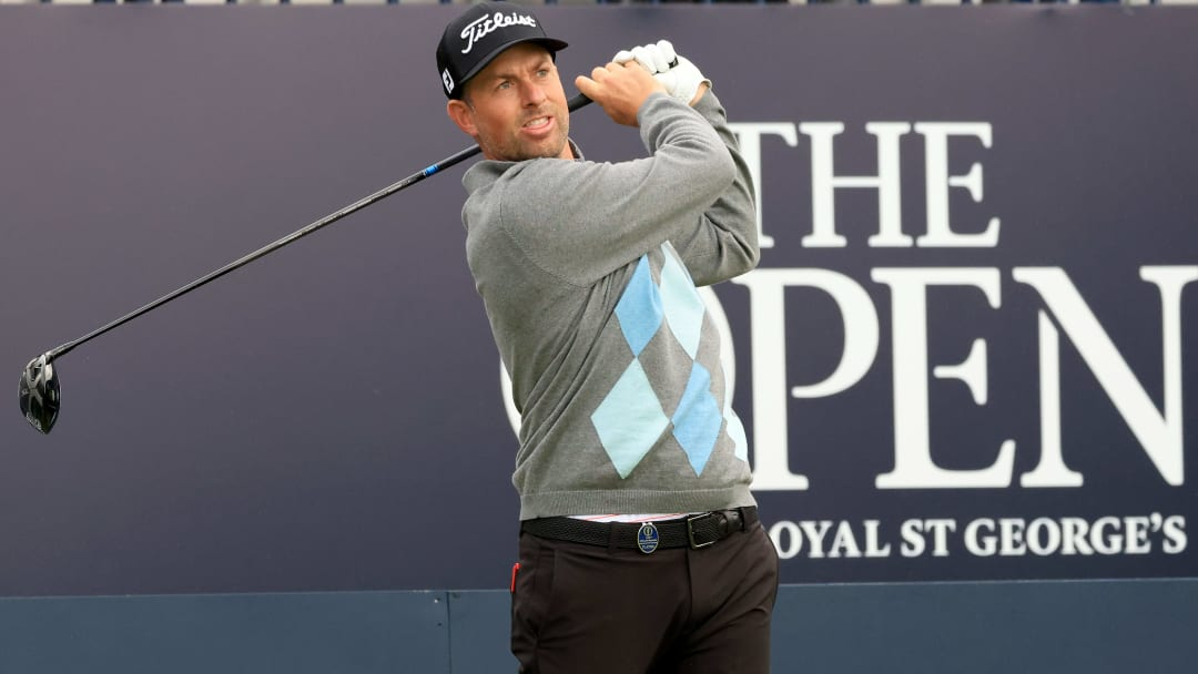 After shooting 4-under par 66 in Round 1, Webb Simpson's odds have adjusted to +2000 to win The Open Championship. Odds & betting updates at FanDuel.