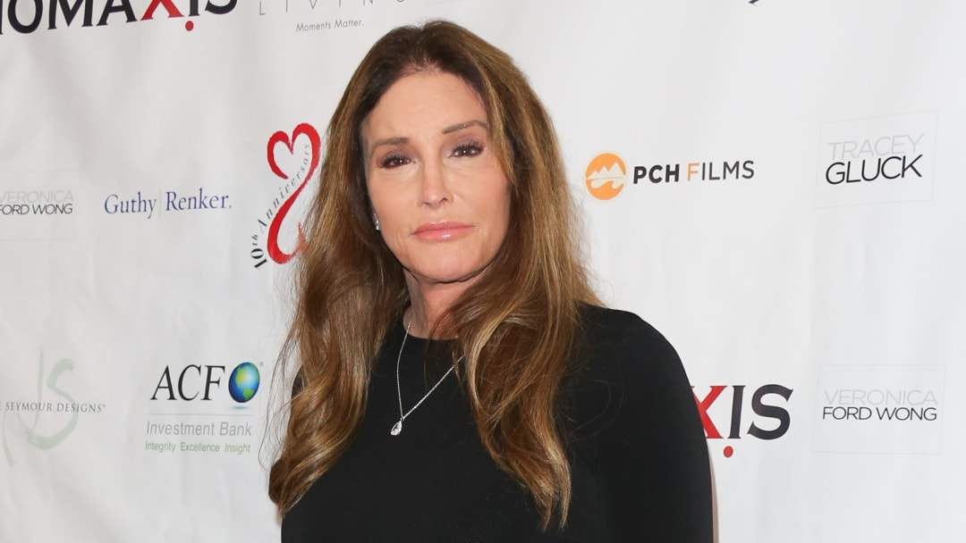 Caitlyn Jenner defended Kanye West amid his drama with Kim Kardashian.