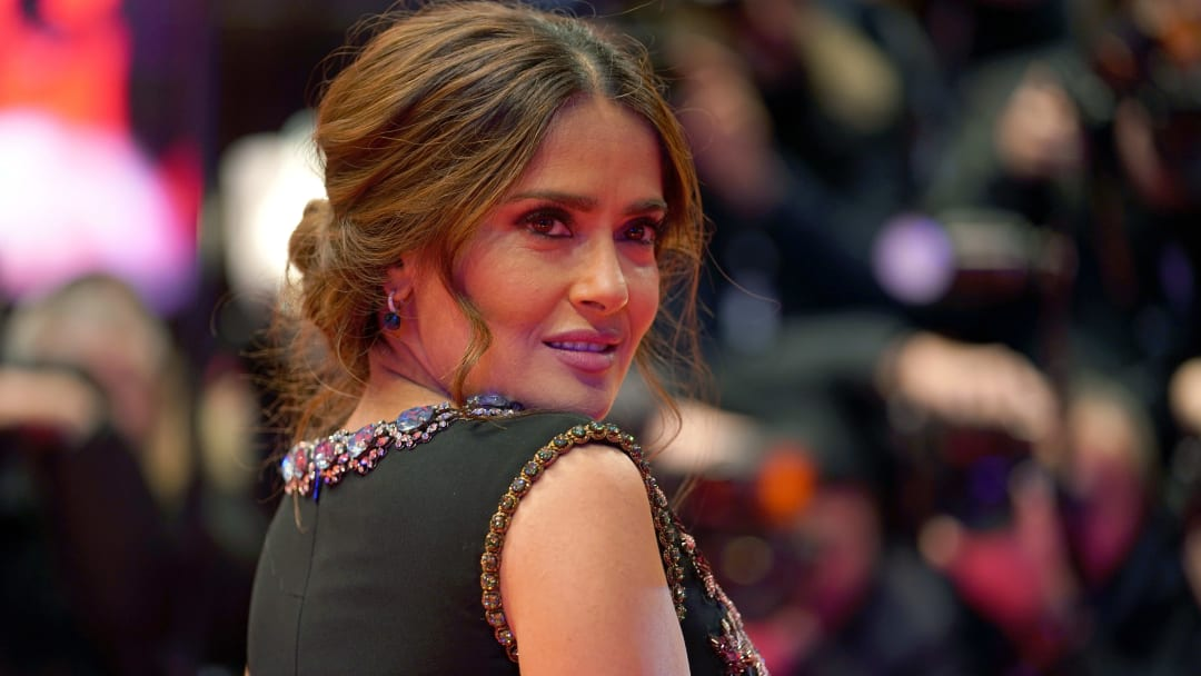 Salma Hayek es una de las actrices mexicanas más importantes de Hollywood