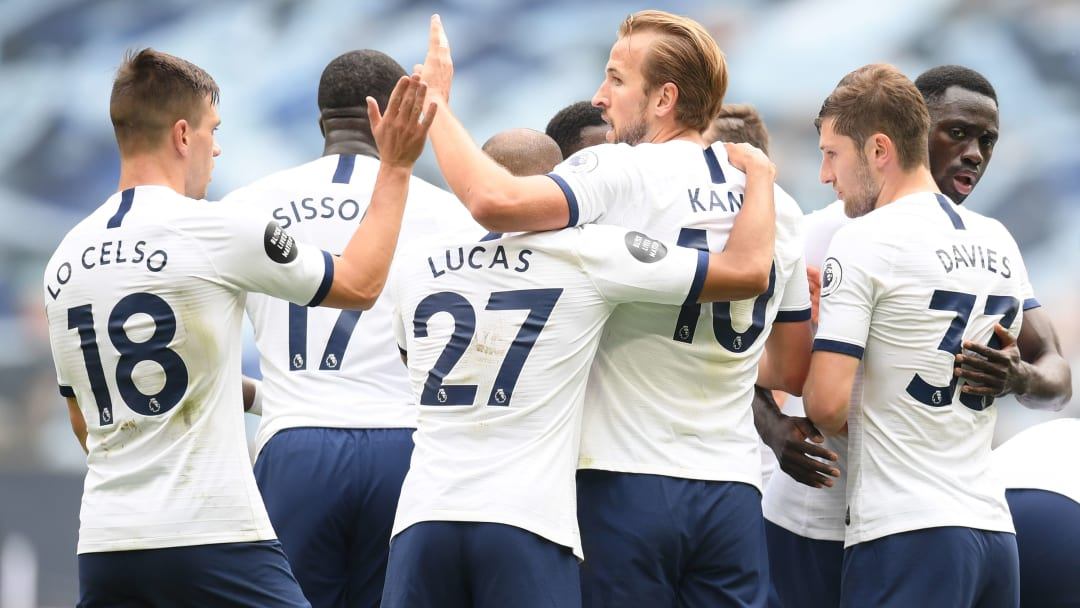 Tottenham went sixth thanks to the win over Leicester