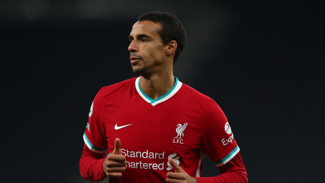 Matip has not played for Cameroon since 2015