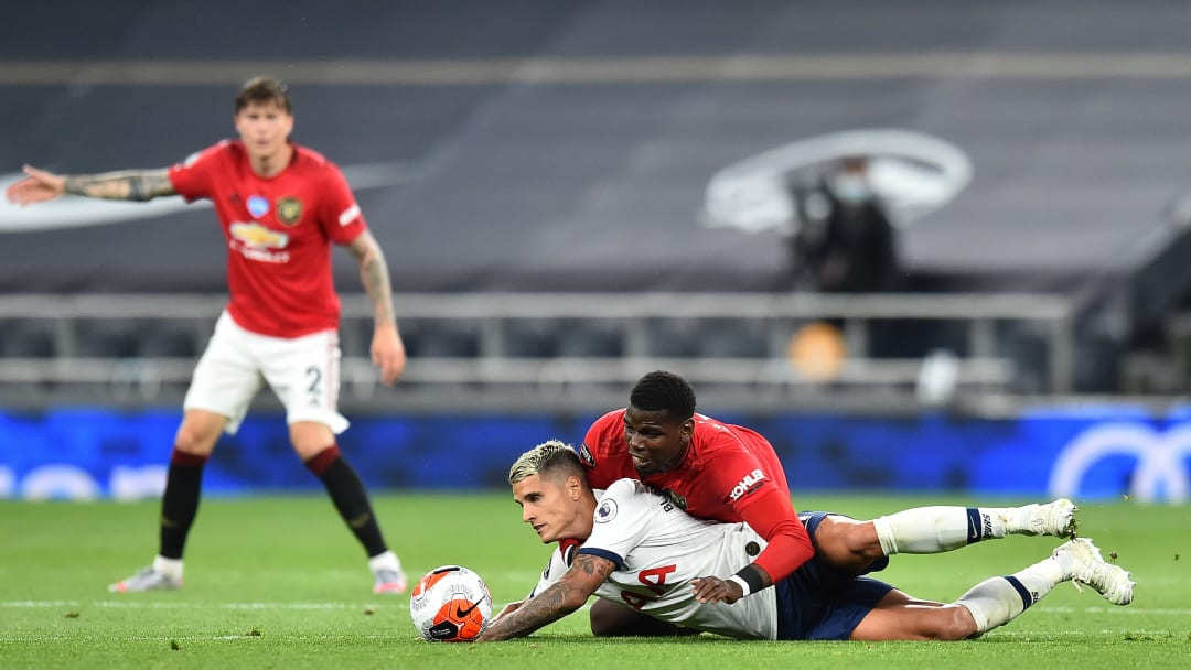 Manchester United's defence completely imploded in their 6-1 loss to Spurs