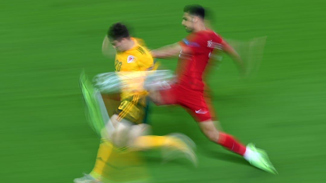 Die 13 schnellsten Spieler der bisherigen EURO 2020