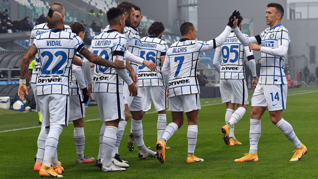 Inter impressed against Sassuolo on Saturday afternoon