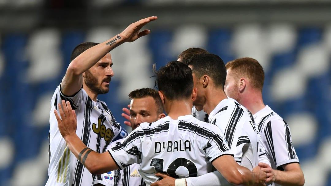 US Sassuolo v Juventus - Serie A