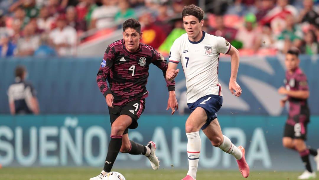 México y Estados Unidos se enfrentarán en una final más de Copa Oro