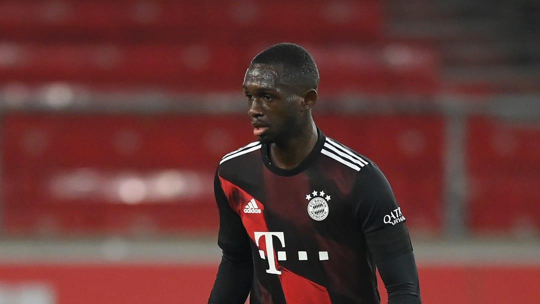 Tanguy Nianzou möchte beim FC Bayern endlich durchstarten.