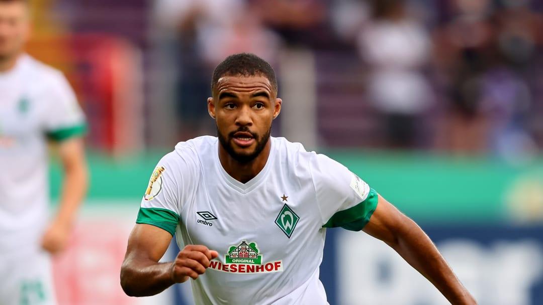 Jean Manuel Mbom sieht seine Zukunft beim DFB