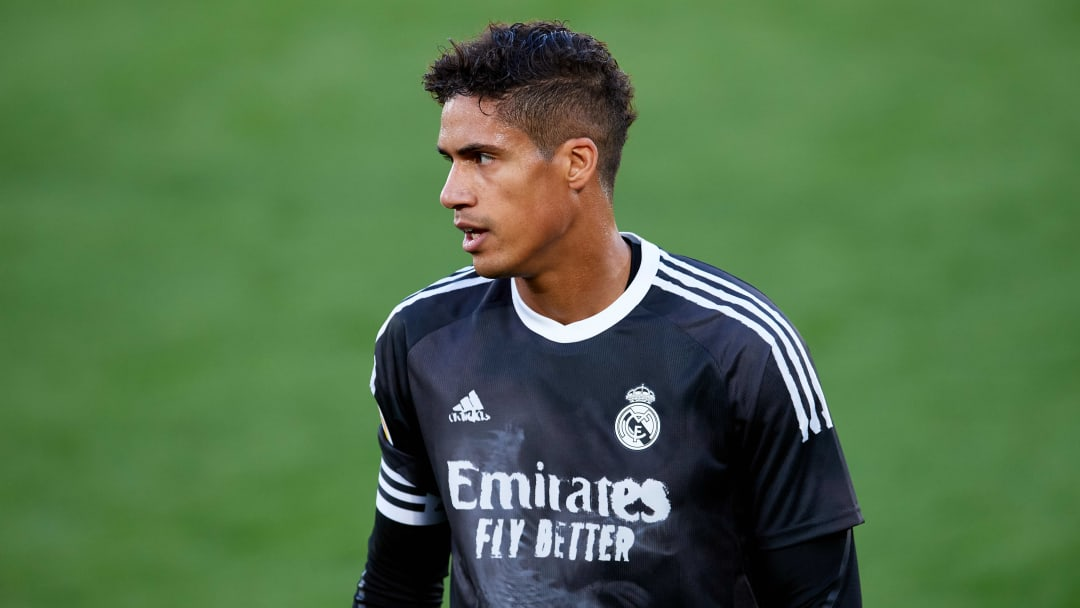 Man Utd are said to be keen on signing Varane