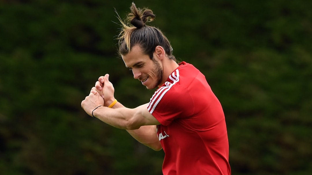Gareth Bale's love affair with golf shows no sign of slowing down