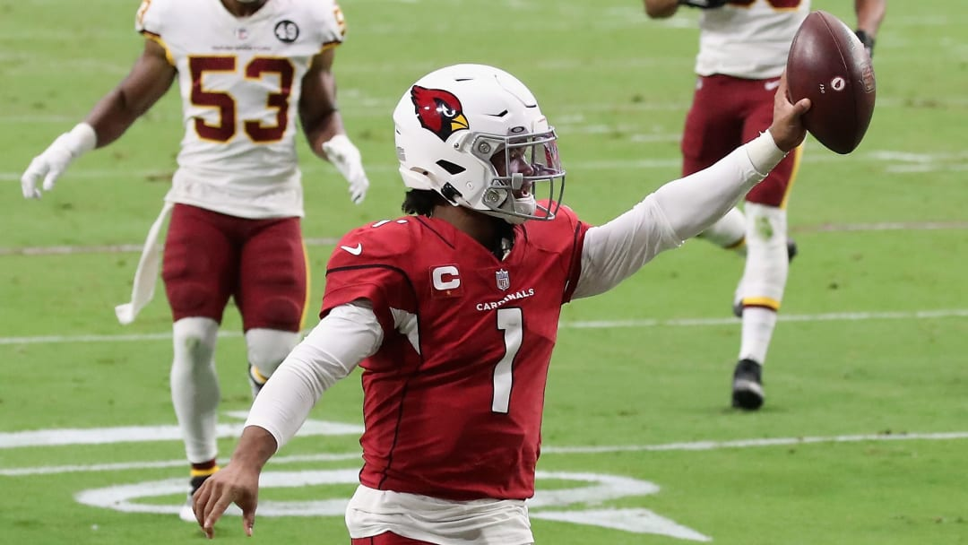 Kyler Murray and the Cardinals hope to make the playoffs in 2021.