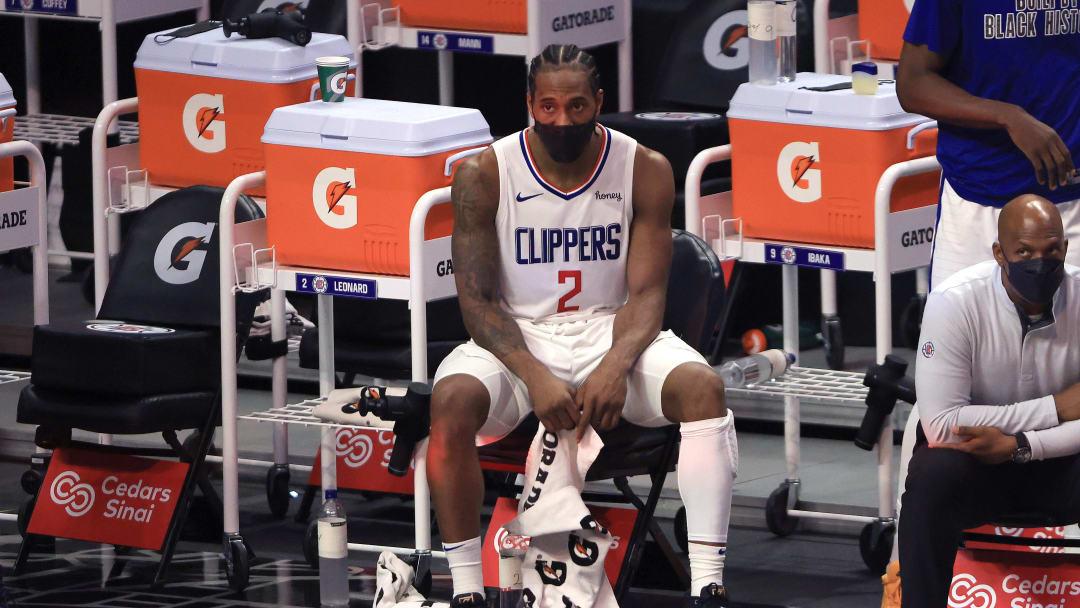 Kawhi Leonard no jugará el domingo ante Pistons