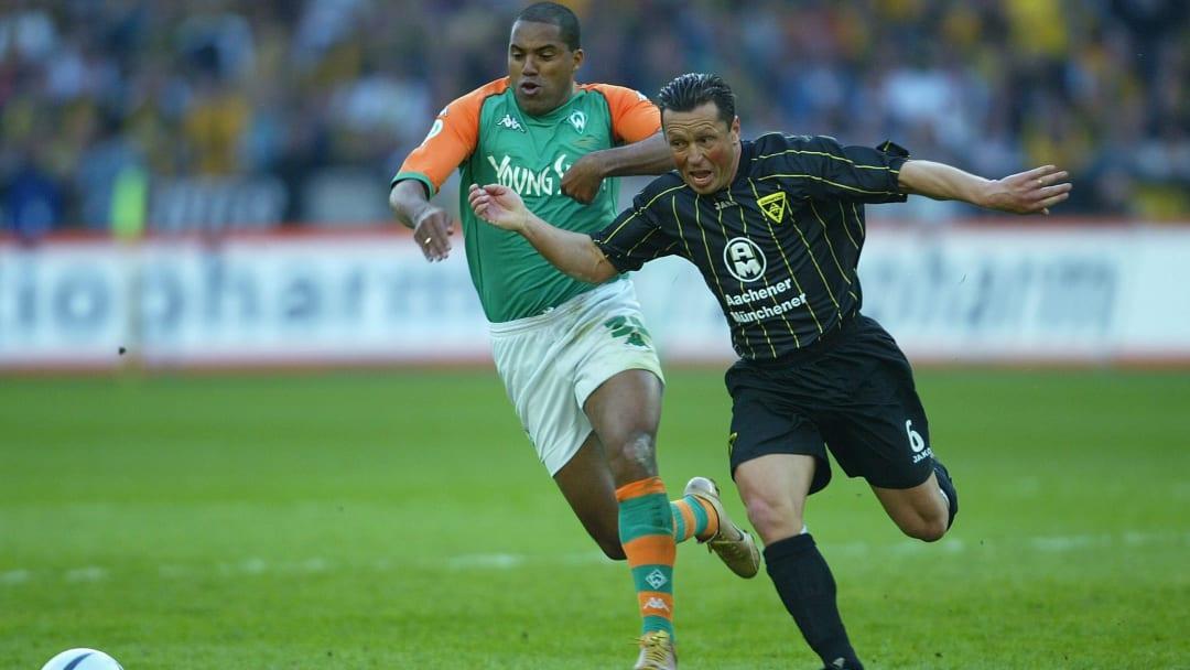 Es war eine denkwürdige Saison für Aachen und deren größter Erfolg in der Vereinsgeschichte
