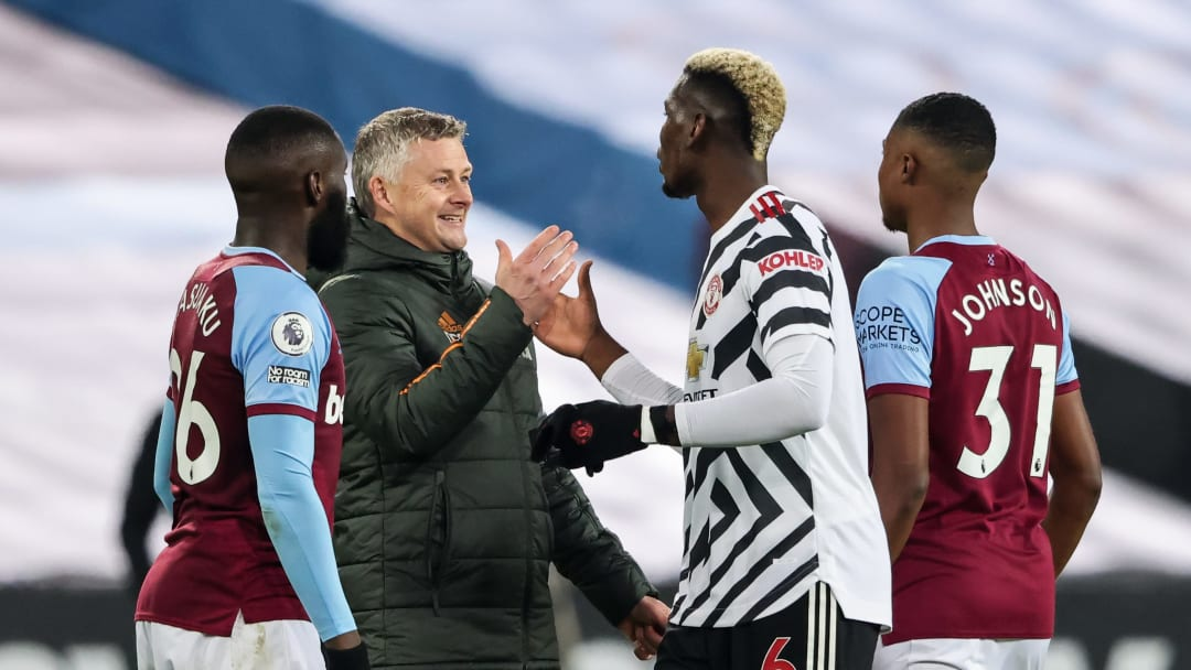 Manchester United mounted a comeback once again to defeat West Ham