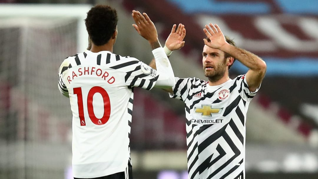 Juan Mata played a pivotal role in Manchester United's 3-1 victory over West Ham last Saturday