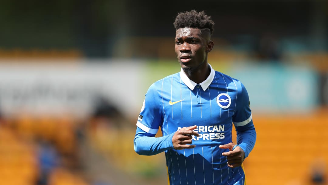 Yves Bissouma has been linked with a move to Liverpool
