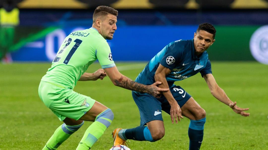 Zenit vs Lazio