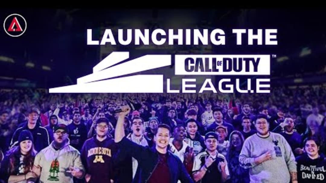Call of Duty League - Behind the Scenes of Activision's Newest Global Esports League