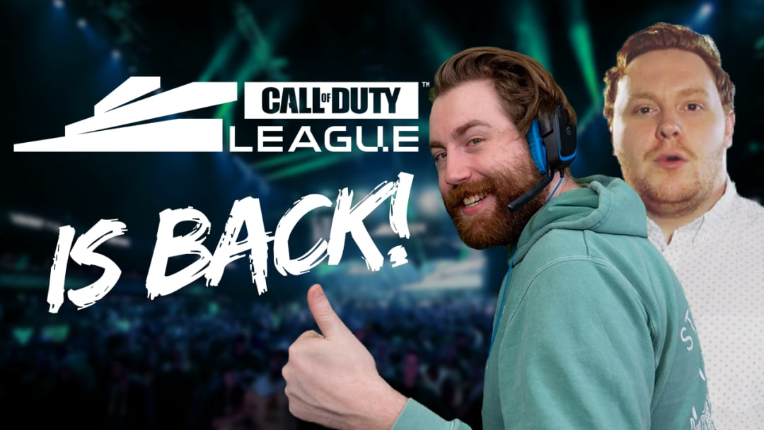 """Ben """"Benson"""" Bowe joins with Max to talk about the return of Call of Duty League. They discuss who is the best player in the league, the most impressive team so far, and more."""
