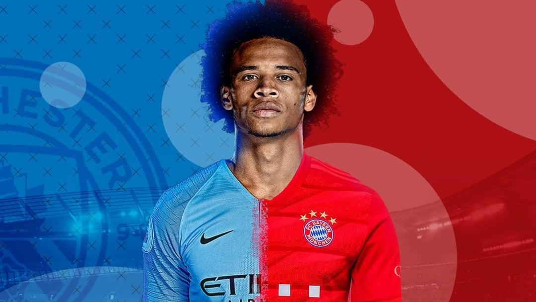Bayern Munich đạt được thỏa thuận chiêu mộ Leroy Sane