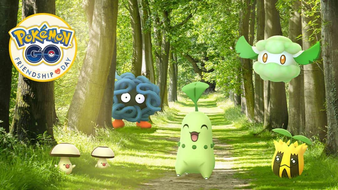 Friendship Day Pokémon Go