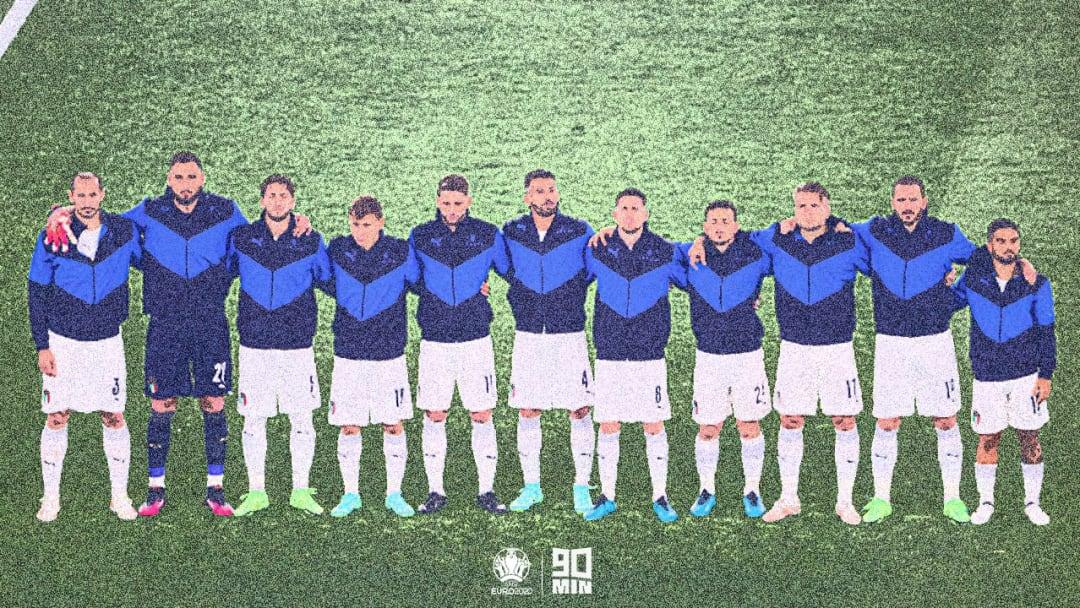 La Nazionale di Roberto Mancini