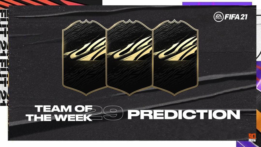 TOTW 29 Prediction: chi farà parte della Squadra della Settimana?