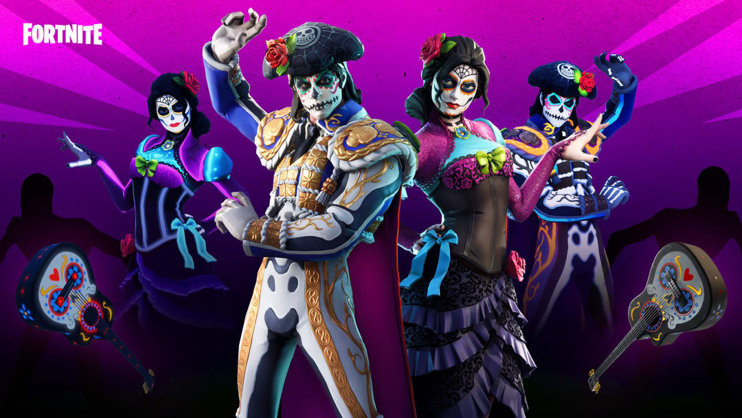 With the Fortnitemares event coming soon, data miners have uncovered a ton of new cosmetics that arrived with V14.30.