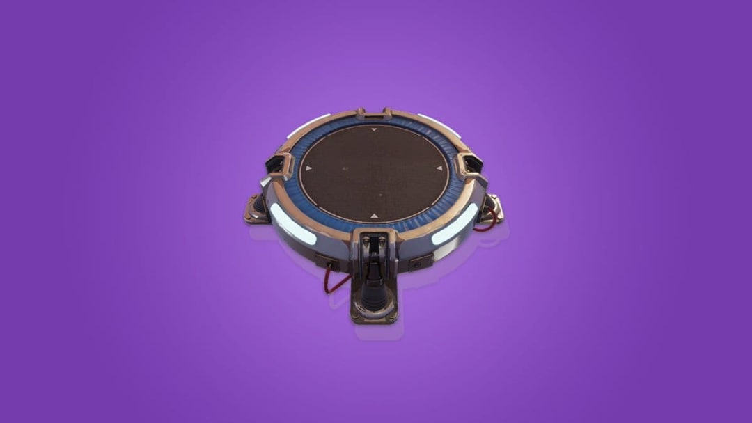 The Launch Pad reappeared in Fortnite's files this week.