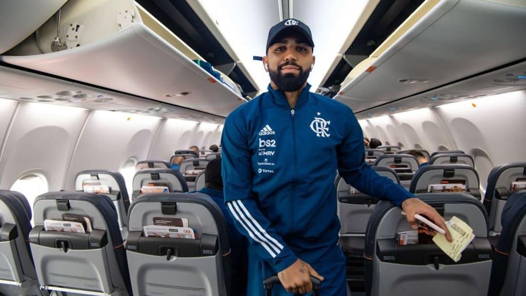 Com voos fretados, quartos individuais em hotéis e máquina de testes para a Covid-19, Flamengo retoma viagens para fora do Rio de Janeiro.