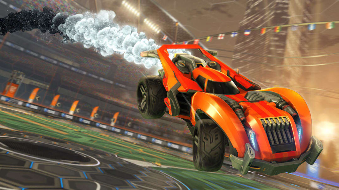 Rocket League's off-season typically lasts two hours.