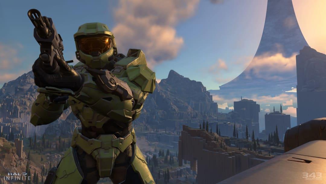 Halo Infinite: Masterchief