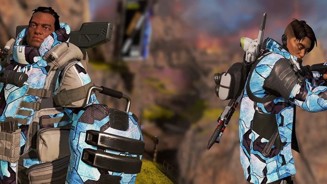 Crypto and Gibraltar both have been revealed to be receiving new PlayStation exclusive skins thanks to a new leak.