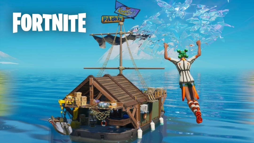Pay close attention to the secret loot boat in Fortnite Chapter 2 Season 3.