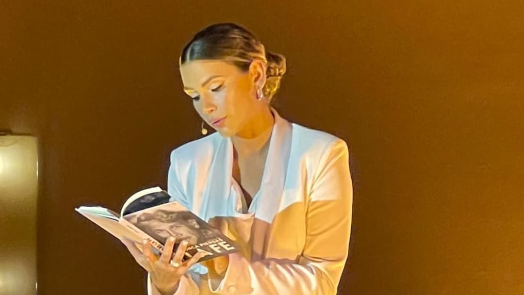 Laura Chimaras lanzó su cuarto libro en 2021