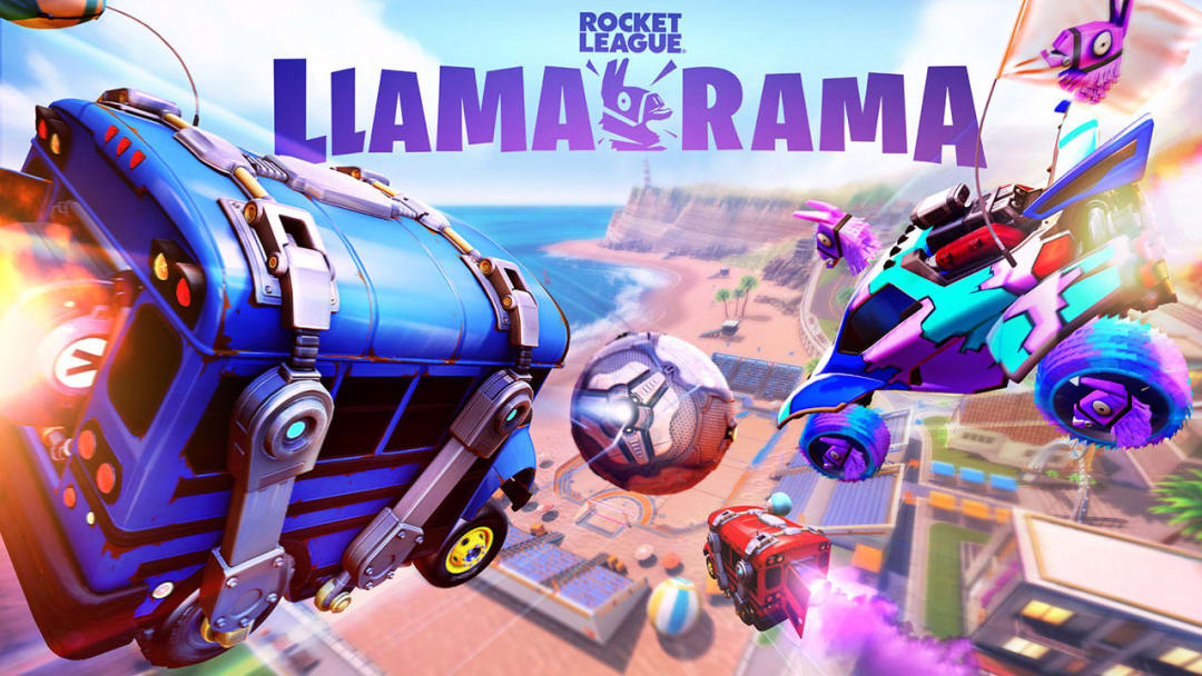 Rocket League Fortnite challenges offer Rocket League players rewards for both games.
