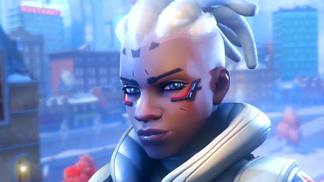 Sojourn is featured in Overwatch 2 trailer and is expected to be one of the new Overwatch 2 heroes.
