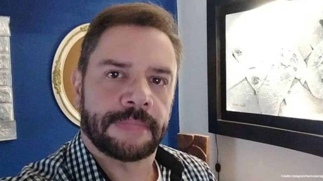Héctor Parra sufre depresión por las acusaciones que enfrenta