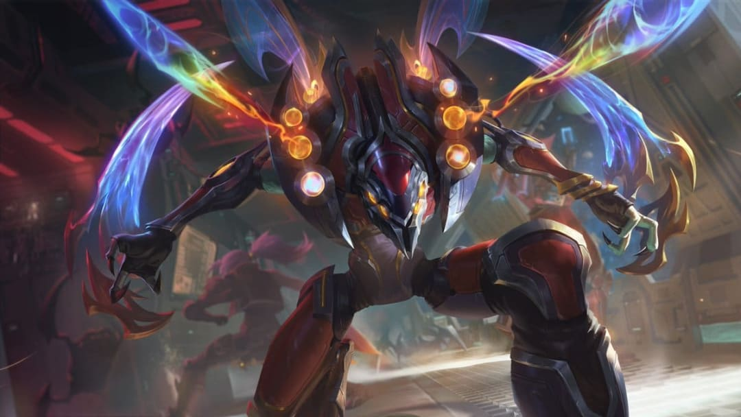 Odyssey Kha'Zix Splash Art, Price, Release Date, How to Get