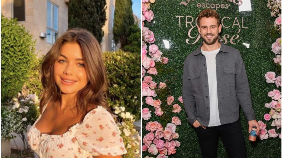 'Bachelor' alums Hannah Ann Sluss and Nick Viall flirt on Instagram.