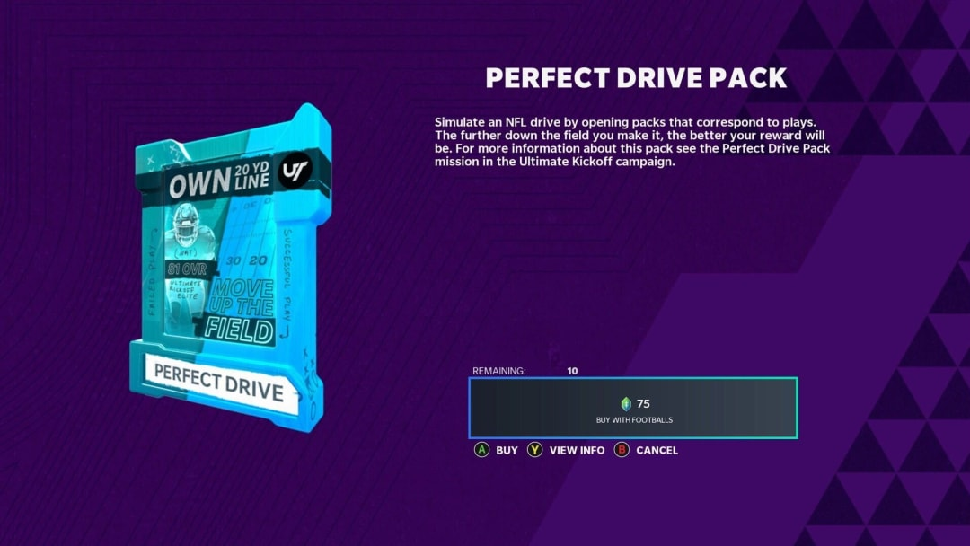 Everything you need to know about the new Perfect Drive Pack