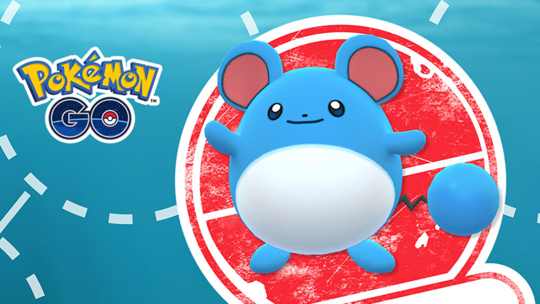 Niantic Labs has announced a limited research event featuring the water Pokemon, Marill, in association with this season's Luminous Legend's X arc.
