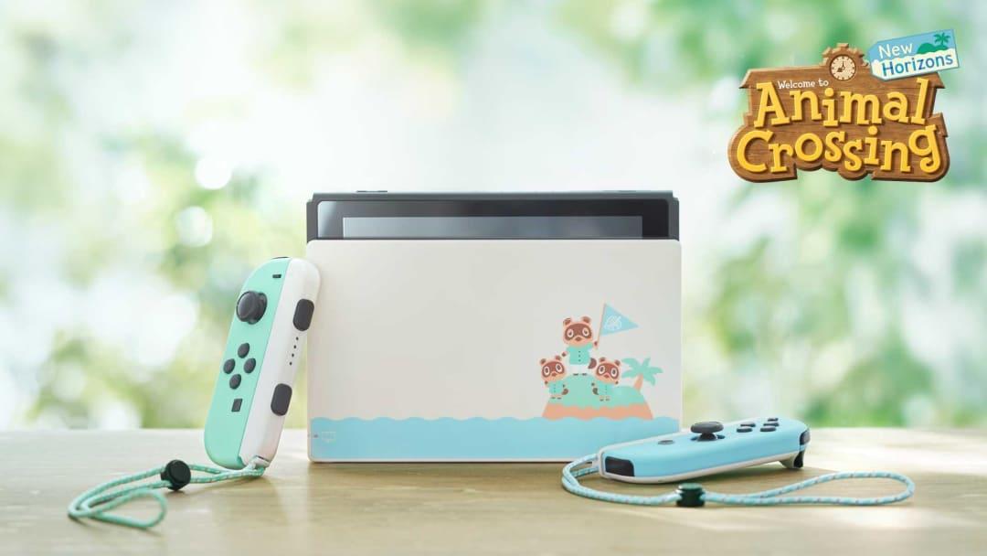 The Animal Crossing Nintendo Switch Bundle has been restocked.